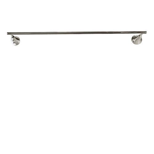 "24"" wallmount single towel bar"