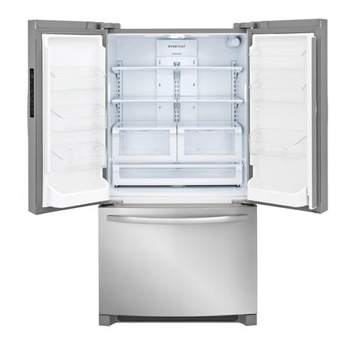 Product Image - Frigidaire 22.4 Cu. Ft. French Door Counter-Depth Refrigerator