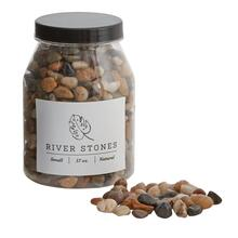 37 oz Natural River Stones (Small Option)
