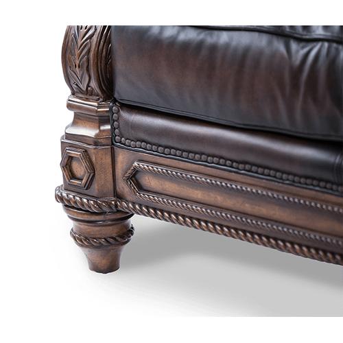 Leather Sofa - Opt1