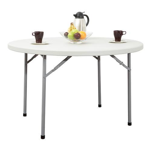 "Office Star - 48"" Round Resin Multi Purpose Table"