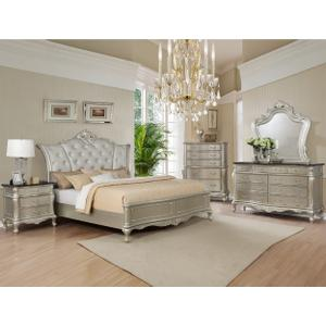 Angelina King Headboard