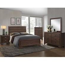 Farrow Dresser Top - Chocolate