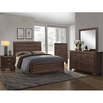 See Details - Farrow Chest - Chocolate