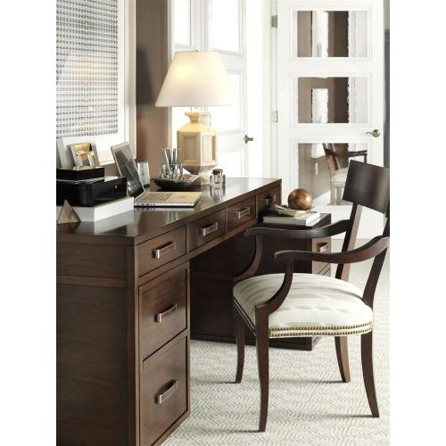 Harrison Four-Drawer Writing Table
