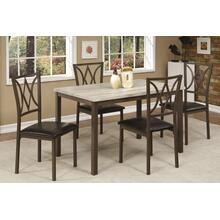 5pc. Dining Set