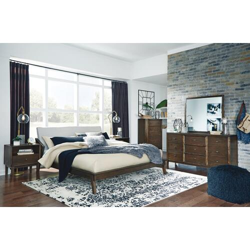 Kisper Queen Platform Bed