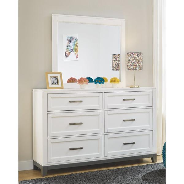 Brynburg Dresser and Mirror