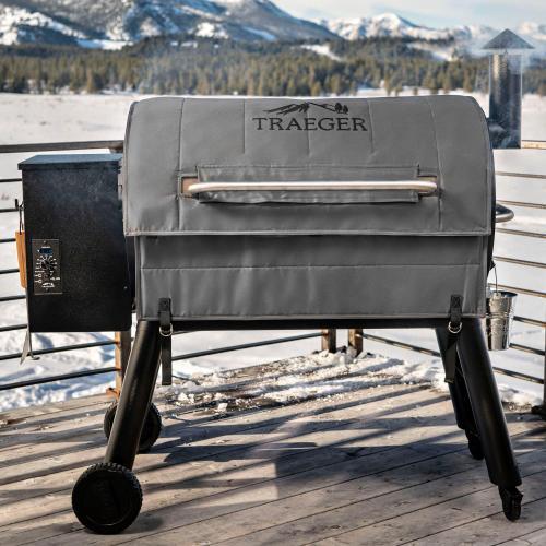 Traeger Grills - Traeger Insulation Blanket - Pro 34