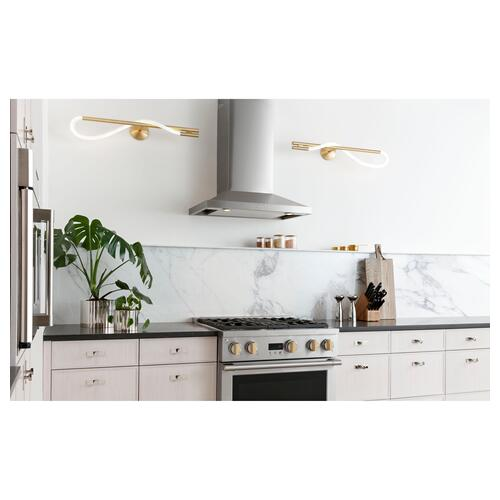 "Monogram 30"" Wall-Mounted Vent Hood"