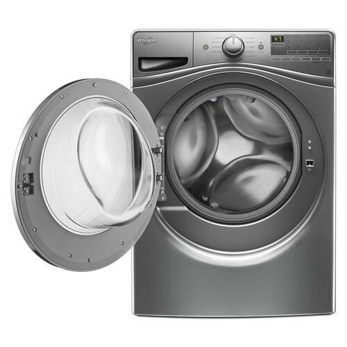 OPEN BOX 4.5 cu.ft Front Load Washer with ColorLast , 11 cycles