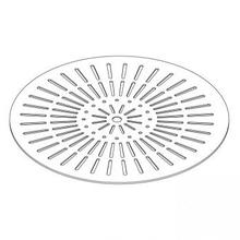 """30"""" Round Patterned Aluminum Umbrella Top, La'Stratta"""