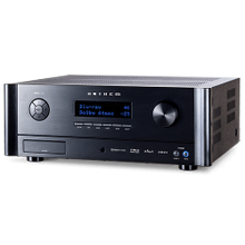 11.2 Pre-Amp / 11 Amplifier Channel A/V receiver with Dolby Atmos and DTS:X. 140 watts per channel...