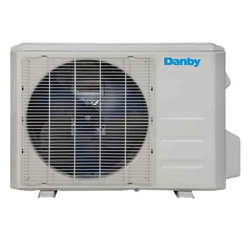 Danby - Danby 12,000 BTU Mini-Split Air Conditioner with Heat pump and variable speed inverter