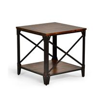View Product - Winston Square End Table