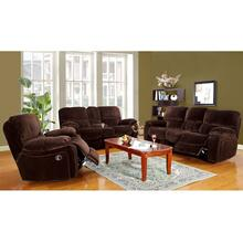 Ramsey Chocolate Reclining Set, M6012N