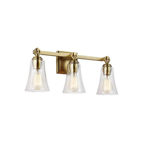 Monterro 3 - Light Vanity Chrome