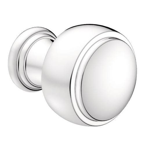 Weymouth chrome drawer knob