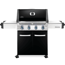 Prestige 500 Gas Grill , Black , Natural Gas