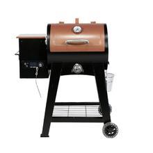 See Details - Lexington Wood Pellet Grill
