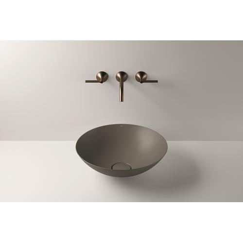 Dish basin, SB.Terra450, gravel matt