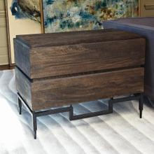 Scratch Two-Drawer Chest