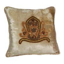 Lolita Beige Square Pillow