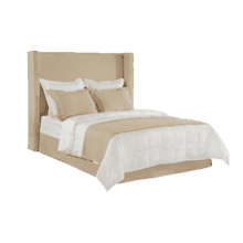 "100-66"" Slipcover King Headboard"