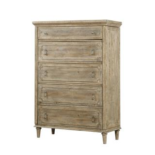 Interlude 5 Drawer Chest