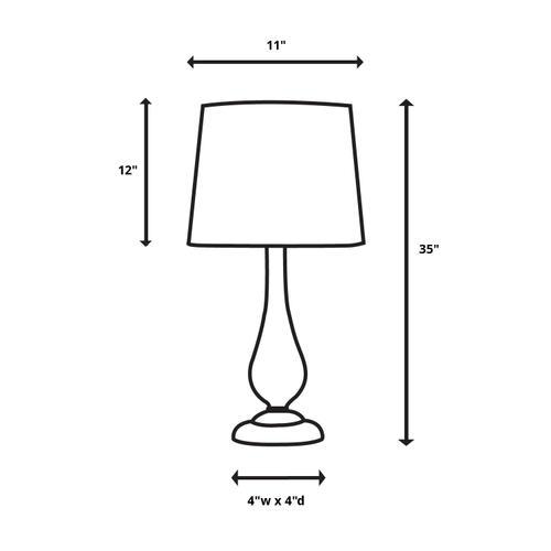 Chantilly Buffet Lamp