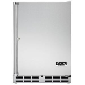 "Viking - 24"" Outdoor Undercounter Refrigerator, Right Hinge/Left Handle"