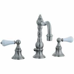 Highlands - 3 Hole Widespread Lavatory Faucet - Polished Chrome