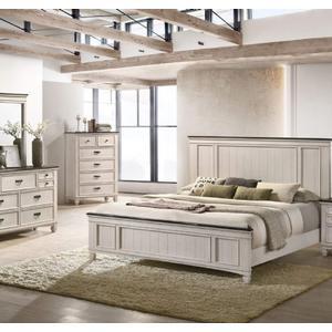 Somerset Cottage King Size Bed