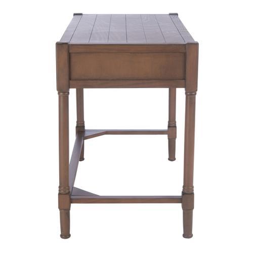 Filbert Writing Desk - Brown