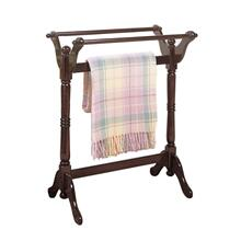 """Heirloom Cherry"" Blanket Rack"