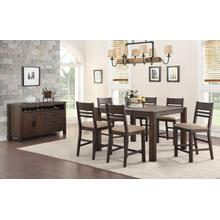 "Cambridge 24"" Bar Stool, Dark Mocha 1106-cpb419-s"