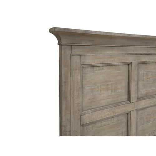 Magnussen Home - Complete King Panel Bed with Regular Rails