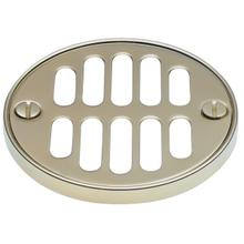 Shower Drain Grid Only - Stainless Steel