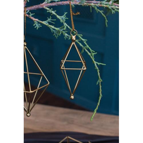 """2""""x 6"""" Noble Ornament"""