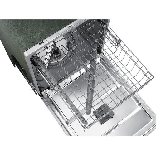 Digital Touch Control 55 dBA Dishwasher in White