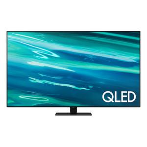 "Samsung Electronics55"" Q80A QLED 4K Smart TV (2021)"