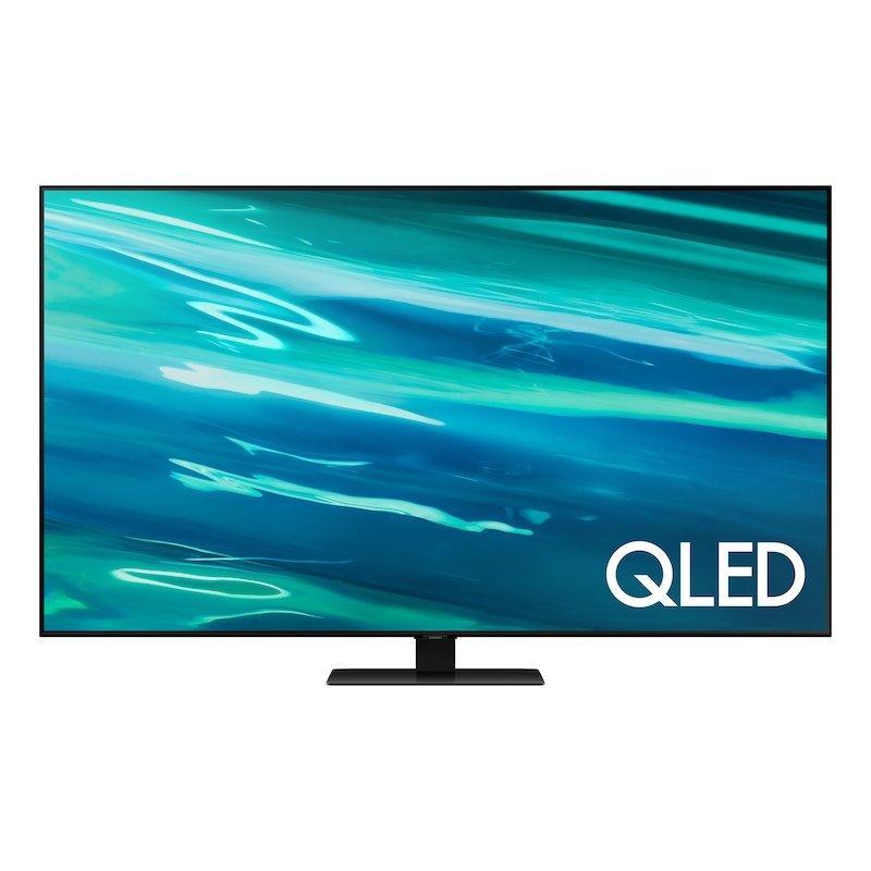 """50"""" Class Q80A QLED 4K Smart TV (2021)"""