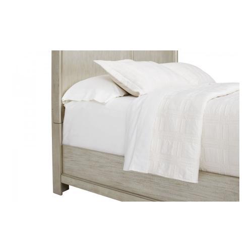 Morrissey Cashin King Panel Bed