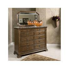 See Details - Portolone Bureau W/marble Top