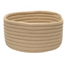 """Product Image - Simply Home Basket H330 Cuban Sand 14"""" X 10"""""""