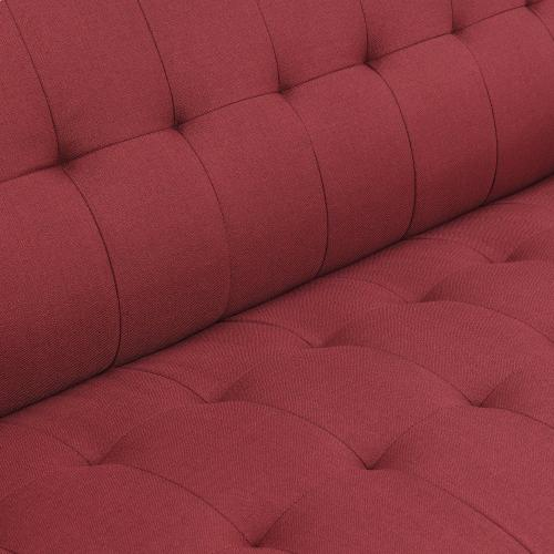 Emerald Home Binetti Sofa-red U3216-00-02