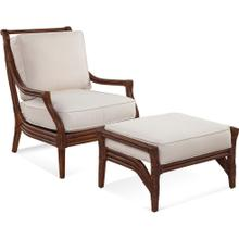 Inveran Chair and Ottoman
