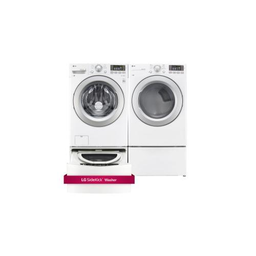 Product Image - 6.3 Total Capacity LG Twinwash Bundle With LG Sidekick and Gas Dryer