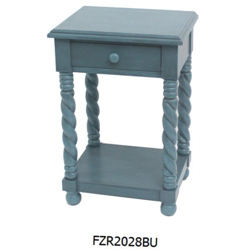 Product Image - BLUE SIDE TABLE