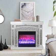 See Details - FIREPLACE WITH HEATER